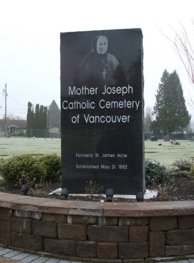 Mother Joseph Catholic Cemetery